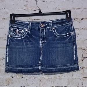 {La Idol} mini skirt